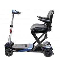 Scooter eléctrico plegable ligero ruedas antivuelco Apex I-Transformer