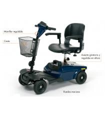 Scooter electrico Antares 4 ruedas
