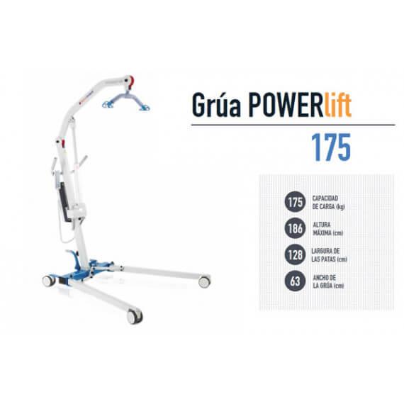 Grua Powerlift 175 Kg