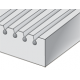 Colchon poliuretano funda impermeable
