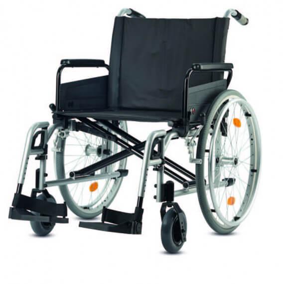 Silla de ruedas ligera PyroLight XL
