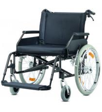 Silla ruedas manual XXL 250 Kg.