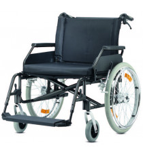 Silla ruedas manual Econ XXL