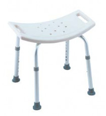Asientos de aluminio para baño y ducha