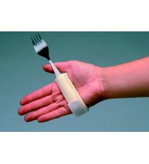 Adaptador de mano cubiertos