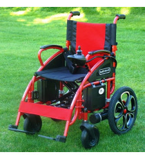 Silla Ruedas Electrica Power Chair SPORT Plegable