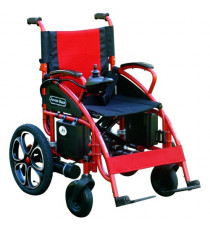 Silla Ruedas Eléctrica Power Chair SPORT Litio