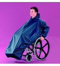 Impermeable para silla de ruedas
