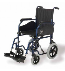 Silla de Ruedas Manual Plegable Breezy 90 Sunrise Medical