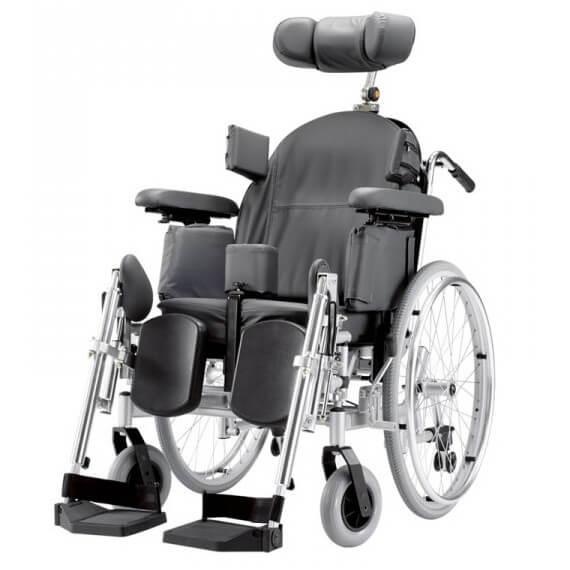 Silla de ruedas postural Triton - multifuncional