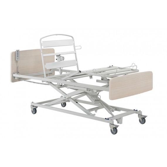 Pack cama articulada electrica y colchon antiescaras viscoalestico