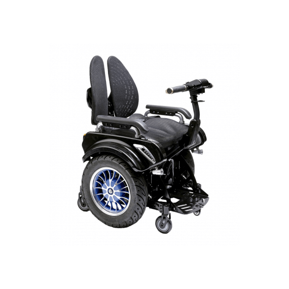 Silla electrica Gyro giroscopica 6 ruedas