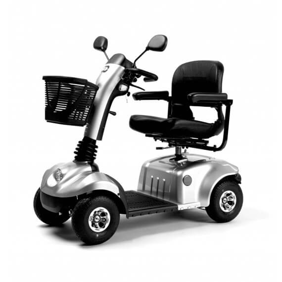 Scooter electrico compacto versatil Eris