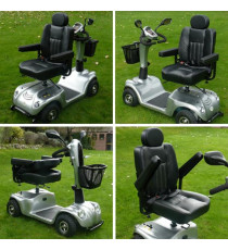 Scooter Eléctrico Confort Libercar Grand Classe