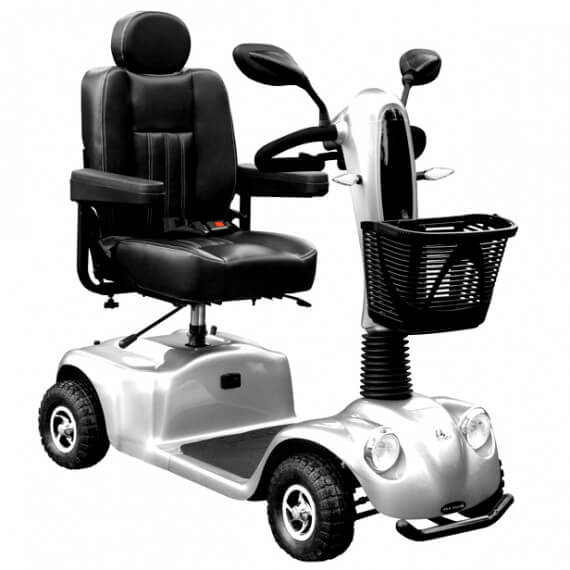 Nuevo Scooter Eléctrico Libercar Grand Classe Confort - 2018