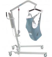 Grua Eléctrica 150kg. Apertura De Pedal. Cosmomédica