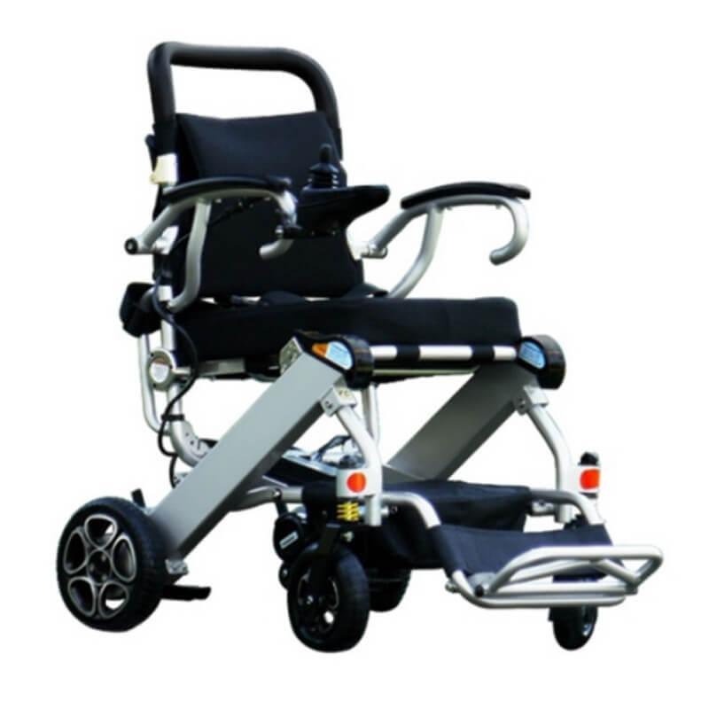 Silla ruedas electrica plegable libercar mistral10 - Silla ruedas plegable ...