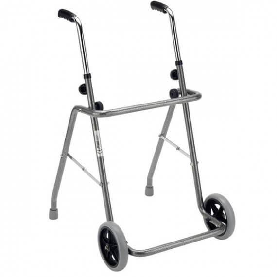Andador plegable 2 ruedas Sunrise Medical