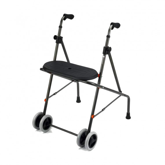 AndaRoller de aluminio con asiento Sunrise Medical