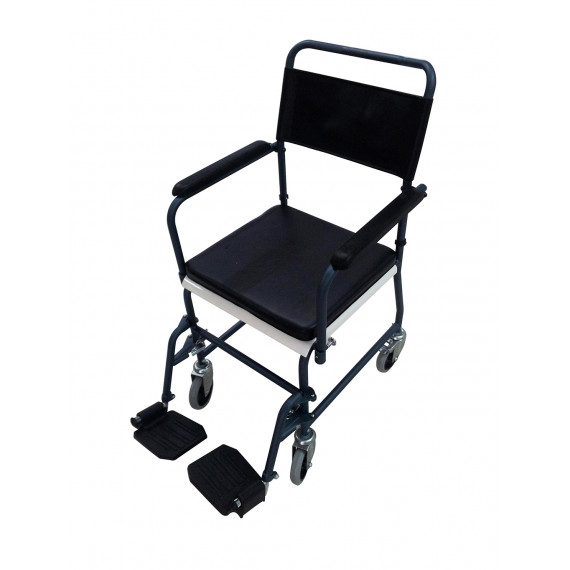 Silla inodoro con ruedas Sunrise Medical