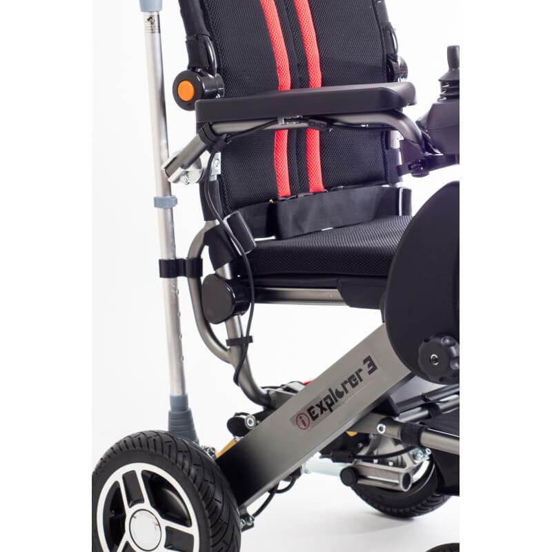 Silla de ruedas electrica i explorer3 - Silla ruedas electrica ...