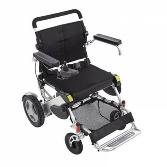 Silla de ruedas electrica plegable Explorer3 Plus
