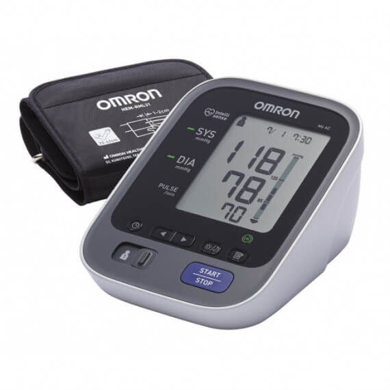 Tensiometro de brazo OMRON M6 AC