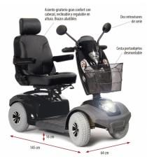 Scooter altas prestaciones 'Mystere'