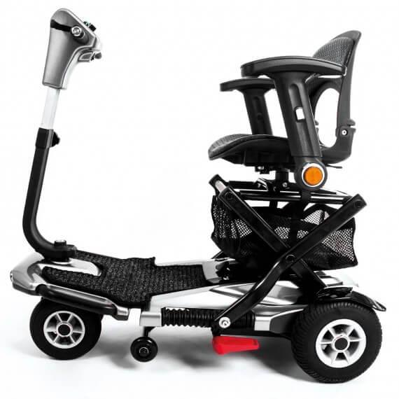 Scooter con plegado automático I-Elite de Apex