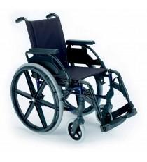 Silla de ruedas plegable Breezy Premium Standard