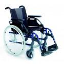 Silla de ruedas plegable Breezy 300 Standard