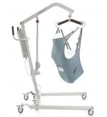 Grua electrica apertura a pedal con arnes incluido 150kg