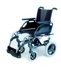 Silla de ruedas plegable Aluminio Breezy Style