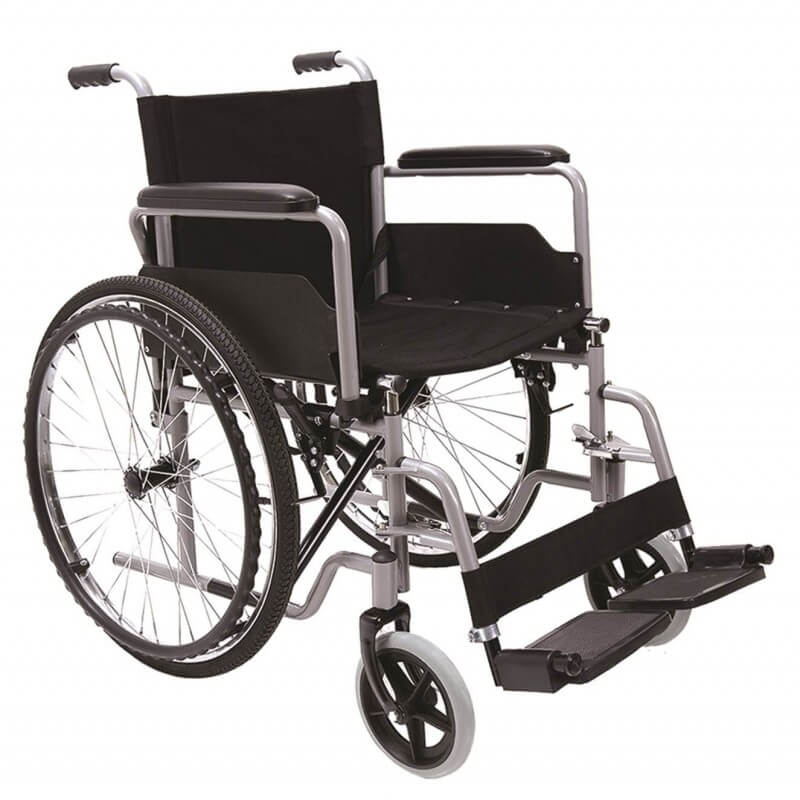 Silla de ruedas plegable - Silla ruedas plegable ...