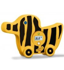 Termómetro Digital Baño Cosmo Medica Pantalla Digital Alarma