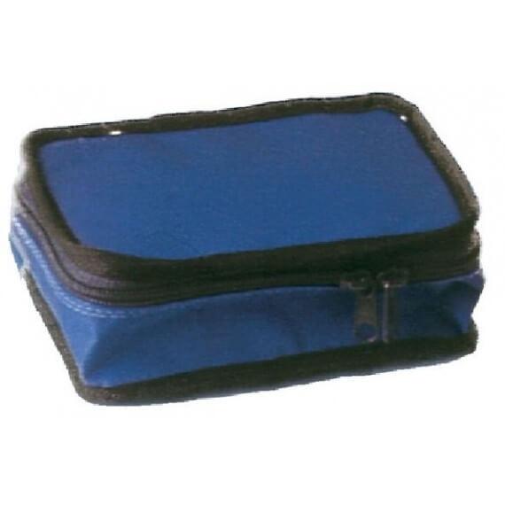Estuche Medicamentos Cosmo Medica Azul Compacto Aislado