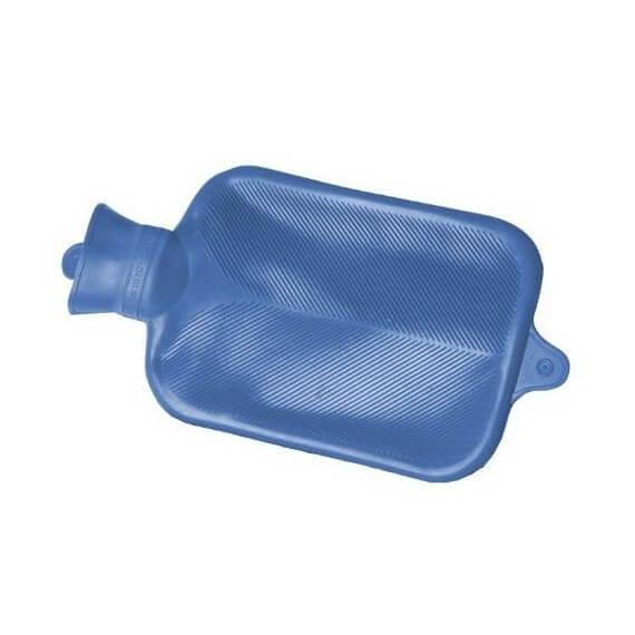 Bolsa Agua Caliente Cosmo Medica 2 Litros Azul Goma