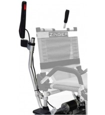 Kit Andador Control Posterior Silla Zinger Aluminio