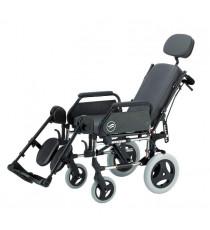 Silla de Ruedas Plegable B250R reclinable
