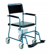 Silla inodoro con ruedas Sunrise Medical