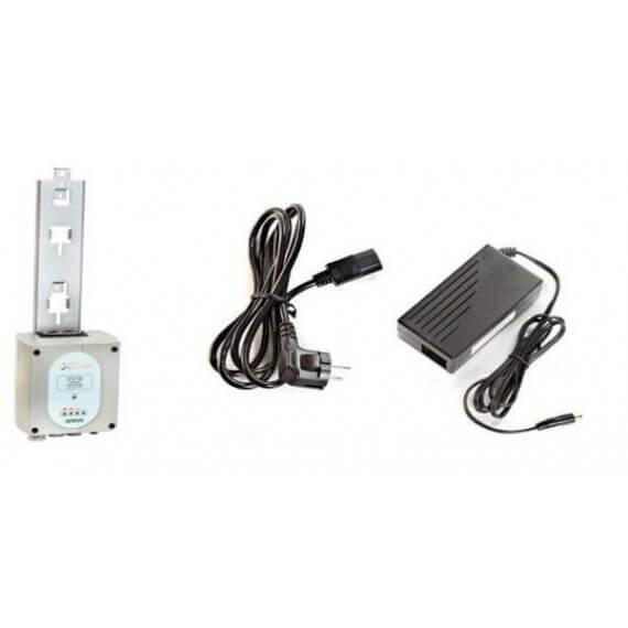Cargador Batería Grúa 150Kg - 180Kg Hiwin + Cable Red