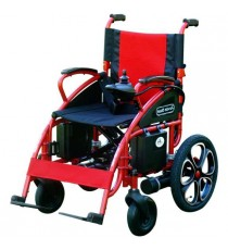 Silla Ruedas Electrica Power Chair SPORT Litio