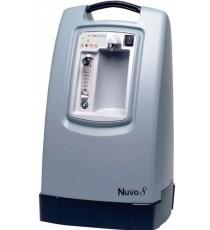 Concentrador Oxígeno 8 Litros 48dB Batería Indicador Filtro