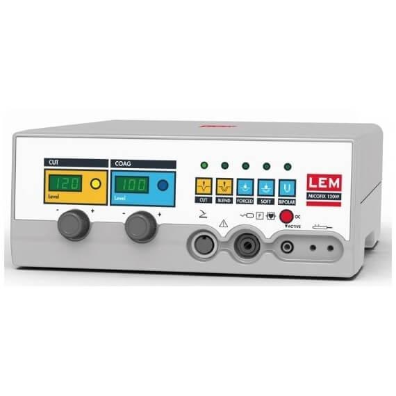 Electrobisturí Digital Cirugía Monopolar/Bipolar 160W