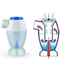 Ampolla FasteJet Válvula Nebulizador ORT22050