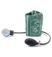 Pack 2 Unidades Tensiómetro Verde Sin Estetoscopio Bolsa Brazalete Velcro