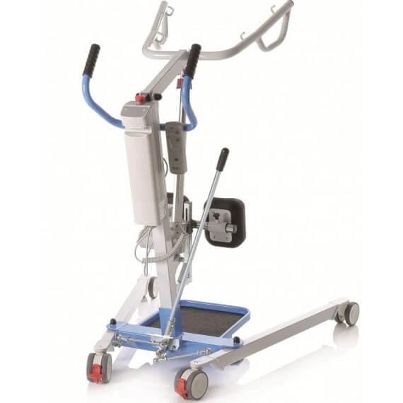 Grua Eléctrica Cambia Pañales-Verticalizador Motor Timotion
