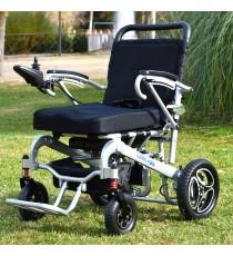 Silla de ruedas eléctrica plegable Libercar Aura 20 Ah
