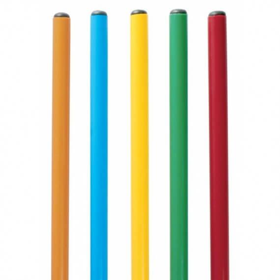 Juego 5 Picas de Colores 35-70CM / 1-1,20-1,60M Rehabilitación