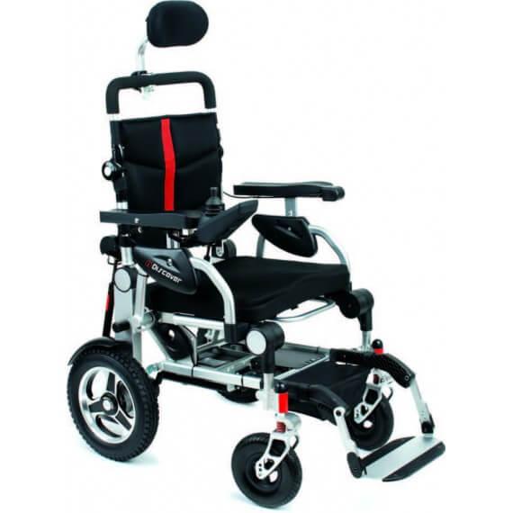 Silla de ruedas eléctrica plegable I-Discover de Apex